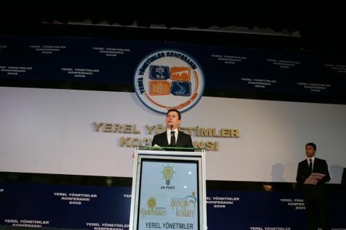 1. Yerel Yönetimler Konferansı 2009 (1)