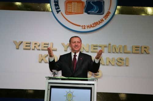 1. Yerel Yönetimler Konferansı 2009 (5)