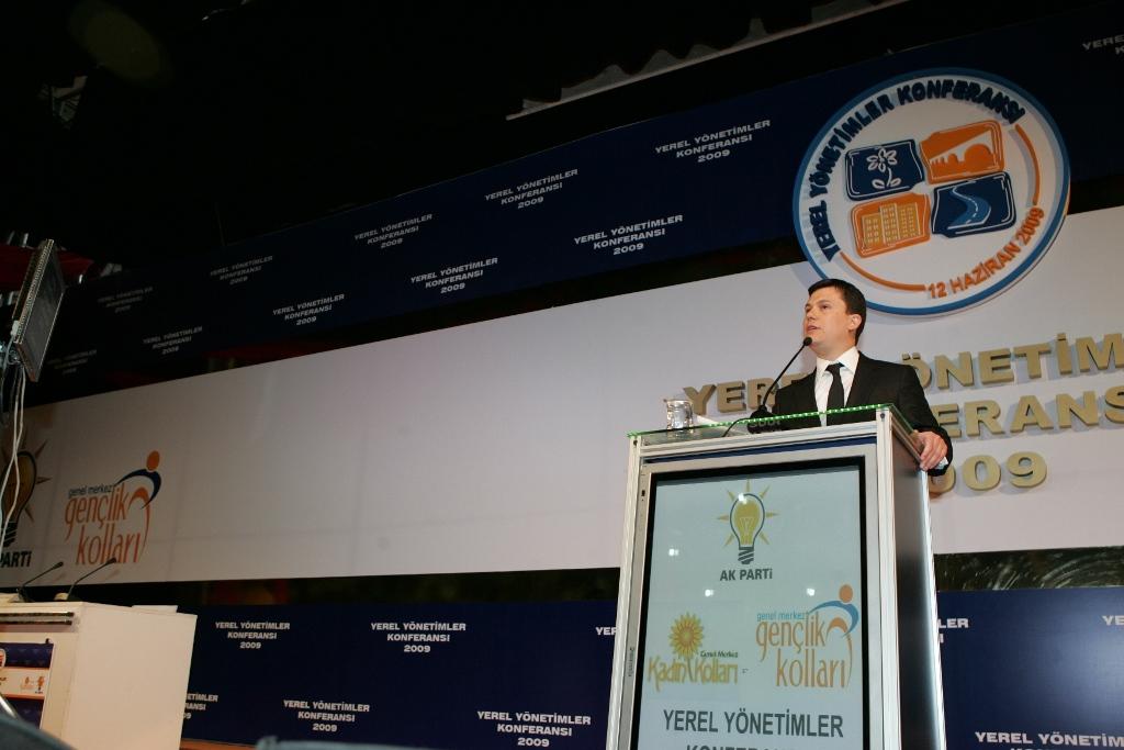1. Yerel Yönetimler Konferansı 2009