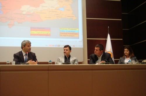 Üniversite Başkanları Toplantısı1