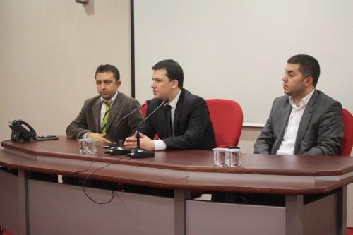 Adana Seyhan Genel Merkez Ziyaret