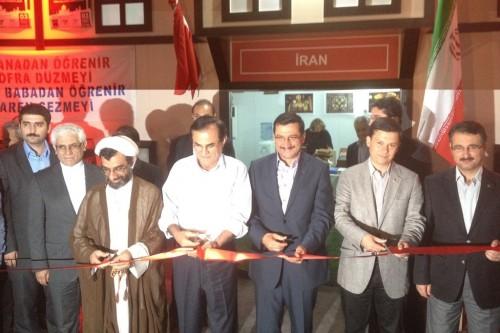 Keçiören İran Evi Açılışı