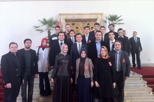 Meclis Üniversiteli Öğrencilerin Ziyareti (1)