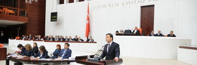 TBMM Başkanlığı Bütçe Konuşması