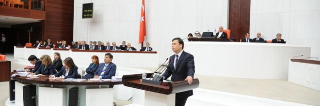 MGK Genel Sekreterliği Bütçe Konuşması