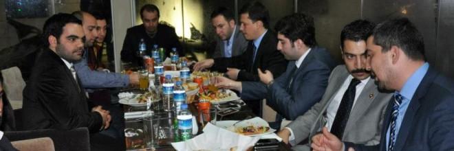 Ankara İl Gençlik Kolları 1. Yıl Yemeği