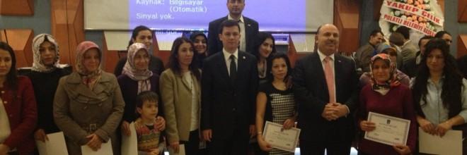 Ankara Milletvekili Şahin Polatlı'da…