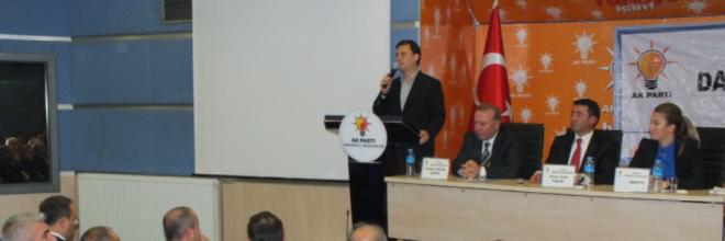 Çankaya Kasım ayı İlçe Danışma Meclisi