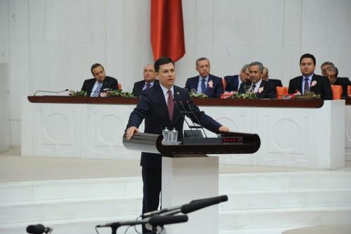 Milletvekili Yemin Töreni (1)