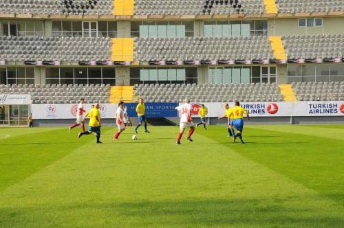TBMM Futbol Takımı 1. Gün (1)