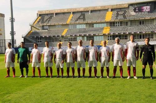 TBMM Futbol Takımı 1. Gün (2)