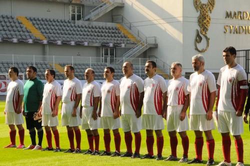 TBMM Futbol Takımı 1. Gün (3)