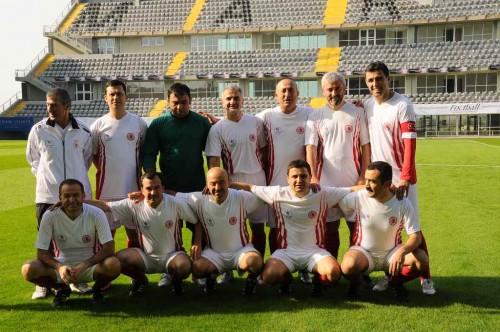 TBMM Futbol Takımı 1. Gün (4)