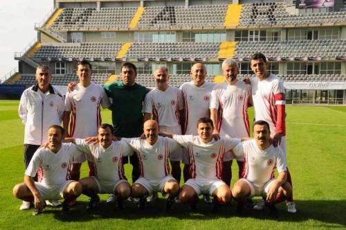 TBMM Futbol Takımı 1. Gün (5)