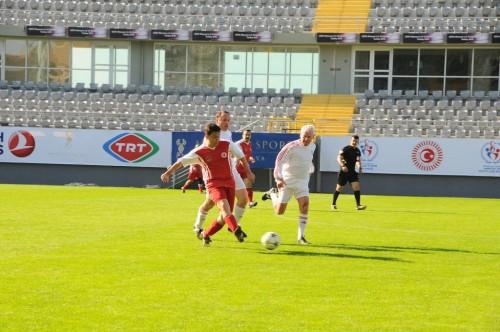 TBMM Futbol Takımı 2. Gün (1)
