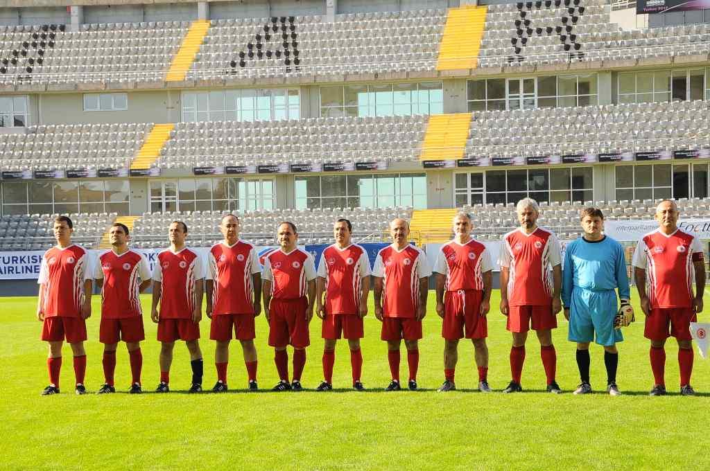 TBMM Futbol Takımı 2. Gün (3)