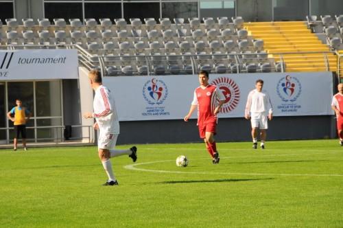 TBMM Futbol Takımı 2. Gün (4)