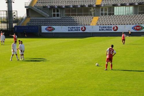 TBMM Futbol Takımı 2. Gün (5)