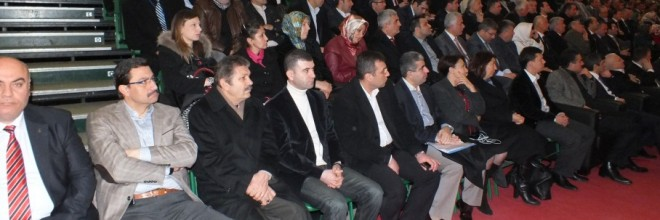 İl Danışma Meclisi Toplantısı