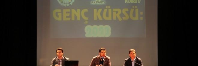 """Eskişehir """"Genç Kürsü 2023"""" Buluşması"""