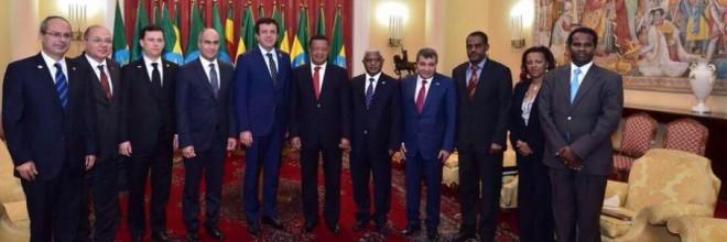 Etiyopya ve Cibuti Ziyaretleri