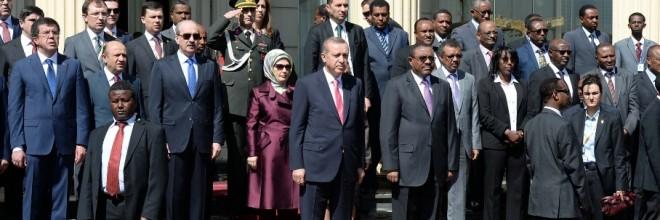Türkiye Afrika'nın Yanında