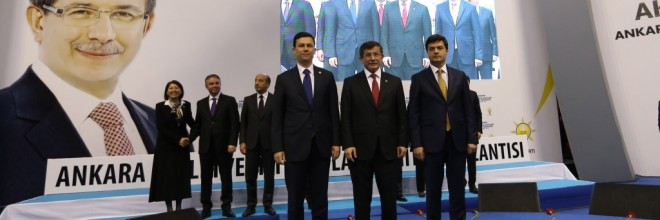 Adaylar Ankara İle Kucaklaştı