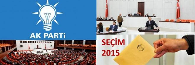 2015 Aday Listeleri Açıklandı