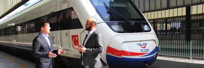 Ankara YHT'nin Merkezi Olacak