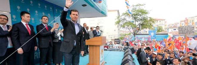 Geleceğin Türkiyesi İçin: AK Parti