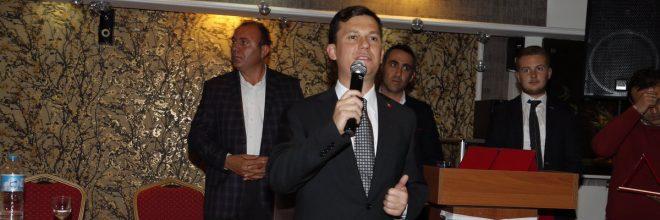 Şahin, Gölbaşı Kasım ayı İlçe Danışma Meclisi'ne katıldı