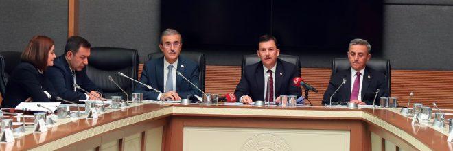 TSKGV Kanun Teklifi kabul edildi