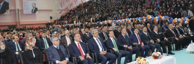 Yozgat ve Amasya Aday Tanıtım Programları
