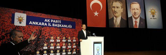 """""""Ankara'yı sana dar ederiz"""""""