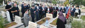 15 Temmuz'un 4. Yıl Dönümünde Türkiye Şehitlerini Unutmadı