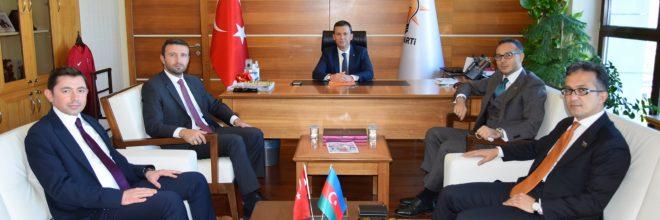 """""""Haklı ve Kutlu Mücadelesinde Can Azerbaycan'ın Daima Yanındayız"""""""
