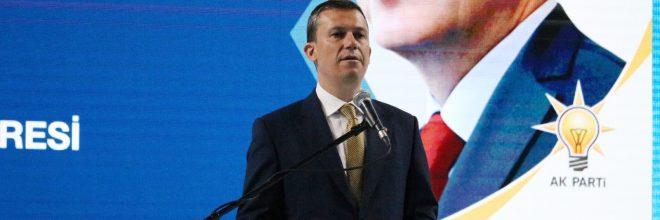 """AK Parti reformist bir partidir"""