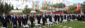 AK Parti Elmadağ 7. Olağan İlçe Kongresi