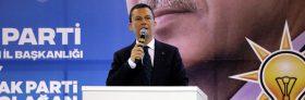 AK Parti Çankırı 7. Olağan İl Kongresi