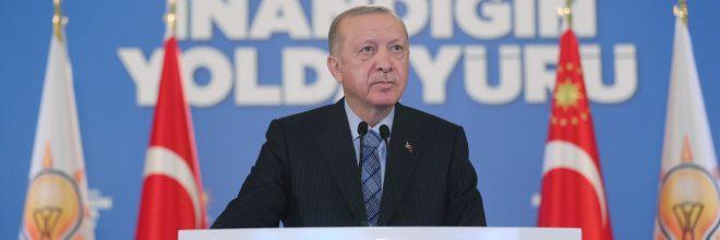 AK Parti Erzincan 7. Olağan  İl Kongresi