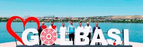 Mogan Gölü Kıyı Bandı Çevre Düzenlemesi ve Bisiklet Yolu Açılış Töreni