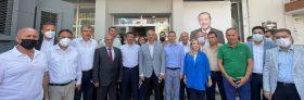 AK Parti heyeti Muğla'da